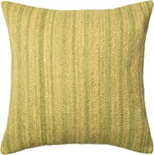 """Loloi Loloi-PSETP0168GR00PIL3-Green Decorative Accent Pillow 22"""" x 22"""" Cover w/Poly, 22"""" x 22"""", Green"""