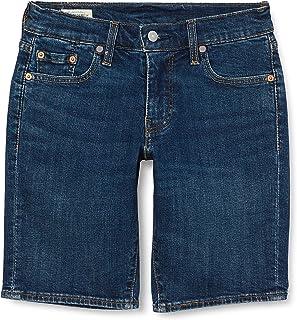 Levi's Men's 511 Slim Hemmed Shorts, Blue, 32W