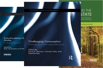 Routledge Studies in Sustainability (19 Book Series)