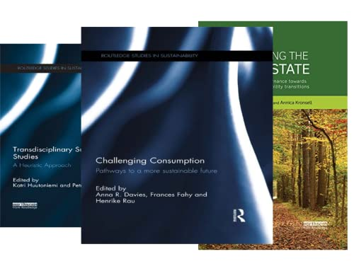 Routledge Studies in Sustainability (18 Book Series)