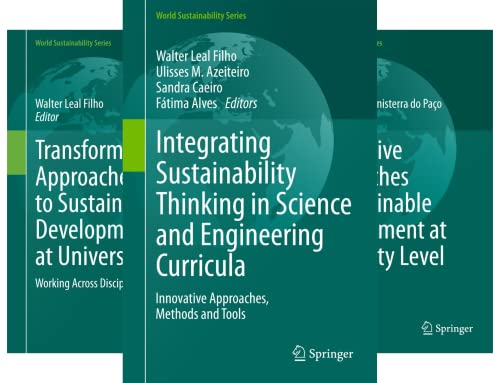 World Sustainability (31 Book Series)