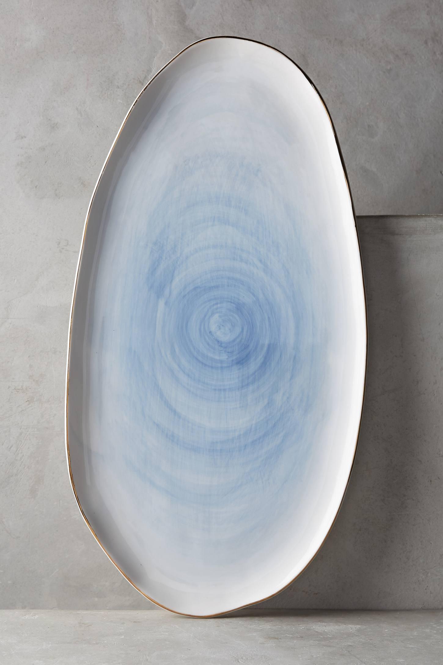 Mimira Large Platter | Anthropologie