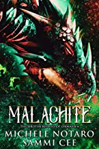 Malachite (The Brotherhood of Ormarr Book 4)