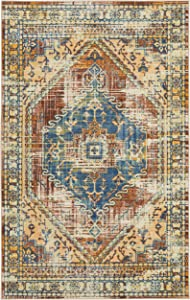 Mohawk Home Apeley Spice Ornamental (3' X 5') Scatter Rug