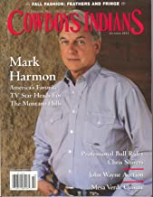 Cowboys & Indians Magazine October 2011 (Mark Harmon cover)