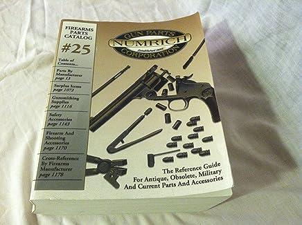 Numrich Gun Parts Reference Books