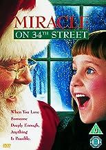Miracle On 34th Street DVD [Reino Unido]