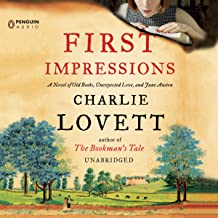 first impressions book jane austen