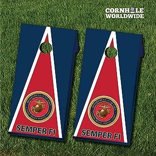 Marine Corps Semper Fi Cornhole Game