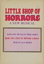 Little Shop of Horrors A New Musical
