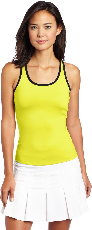 Fila Tennis Women's Solid Tank Top Max 44% OFF Super special price Racerback