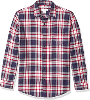red white and blue cowboy shirt
