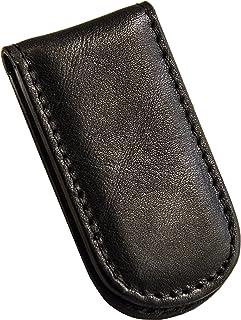 Fermasoldi magnetico uomo in Vera Pelle – Etabeta Artigiano Toscano – Made in Italy (nero)