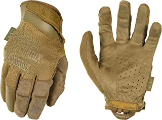 Mechanix Wear - Specialty 0.5mm High Dexterity Coyote Tactical Gloves (Medium, Brown)