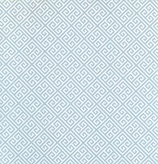 Greek Key Geometric Textured Wallpaper for Living Room Bedroom 20.5