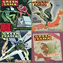 Green Lama . Issues 3, 4, 5 and 7. Fights for the four freedoms. Also Boy Champions, Rick Masters, Hercules and Angus Mac. Digital Sky Comic Compilations Heroes and Heroines (English Edition)