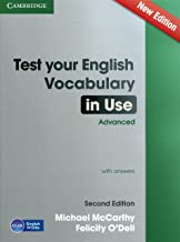 Best test your vocabulary in use advanced Reviews