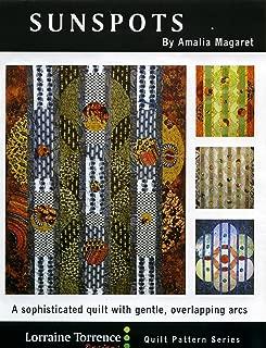 sunspots quilt pattern