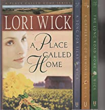 LORI WICK 4 Book Set - Fireside Romance Set - A Gathering of Memories, A Place Called Home, A Song For Silas, The Long Road Home (Fireside Romance)