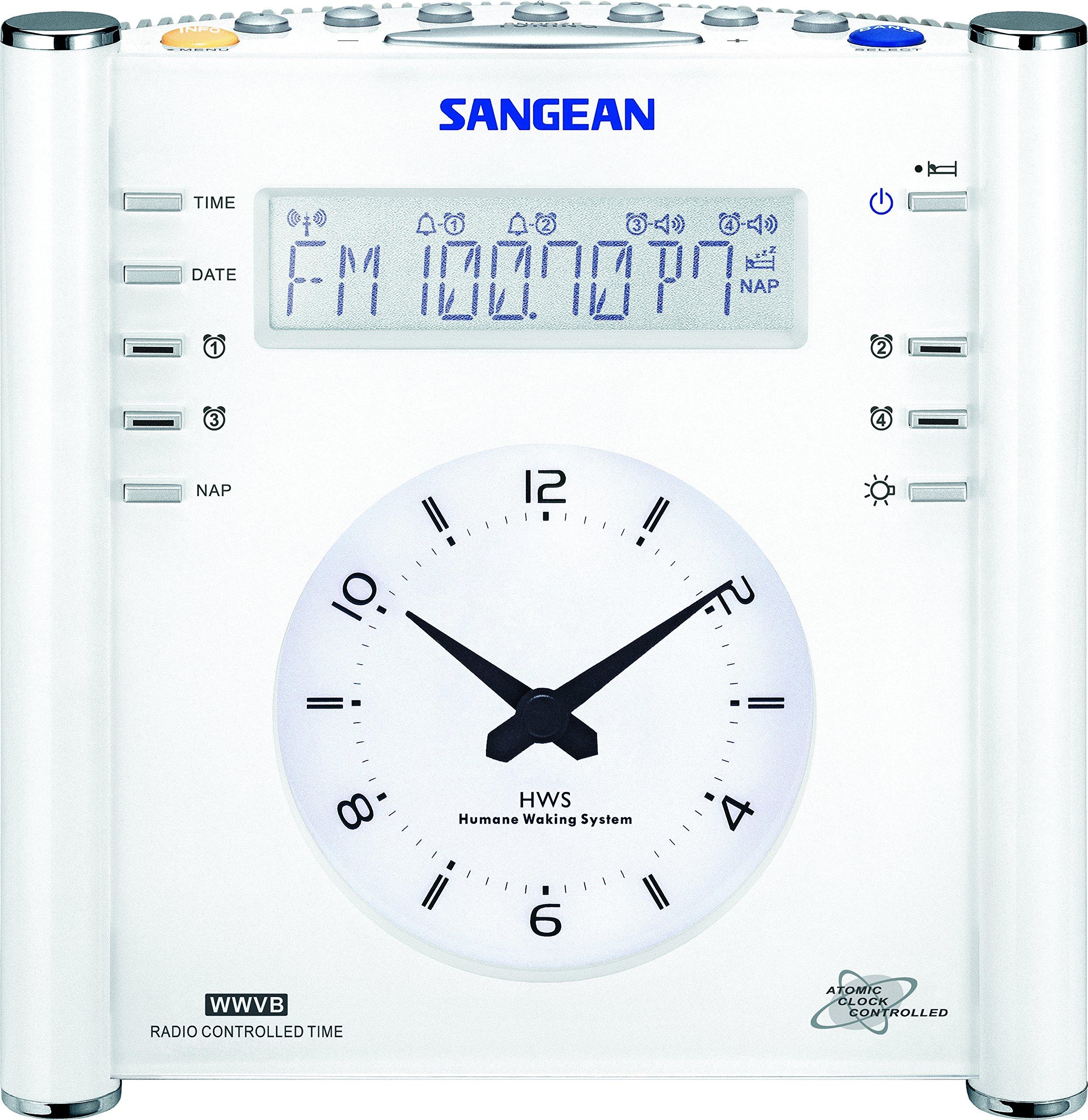 Sangean RCR 3 Atomic Digital Analog