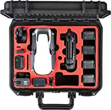 MC-CASES carrying case fits for DJI Mavic Air - Explorer Case Edition - Space for 6 batteries - Made in Germany