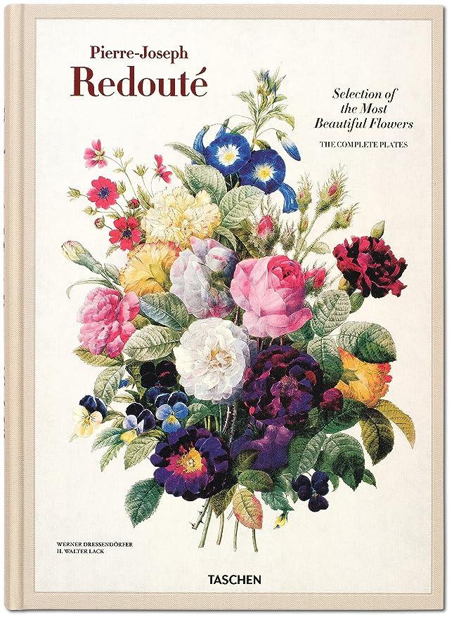 でファッション褐色Selection of the Most Beautiful Flowers / Auslese der Schonsten Blumen / Choix des Plus Belles Fleurs: The Complete Plates, 1827-1833