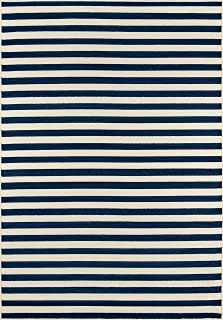 Momeni Rugs , Baja Collection Contemporary Indoor & Outdoor Area Rug, Easy to Clean, UV protected & Fade Resistant, 1'8