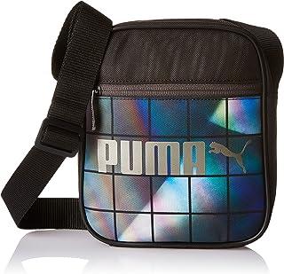 Puma Polyester Black Messenger Bag (7454101)