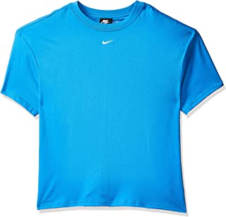Nike Women's NSW ESSNTL Top SS BF LBR