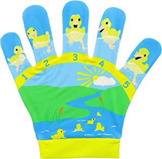 The Puppet Company Favourite Song Mitts Five Little Ducks Hand Puppet