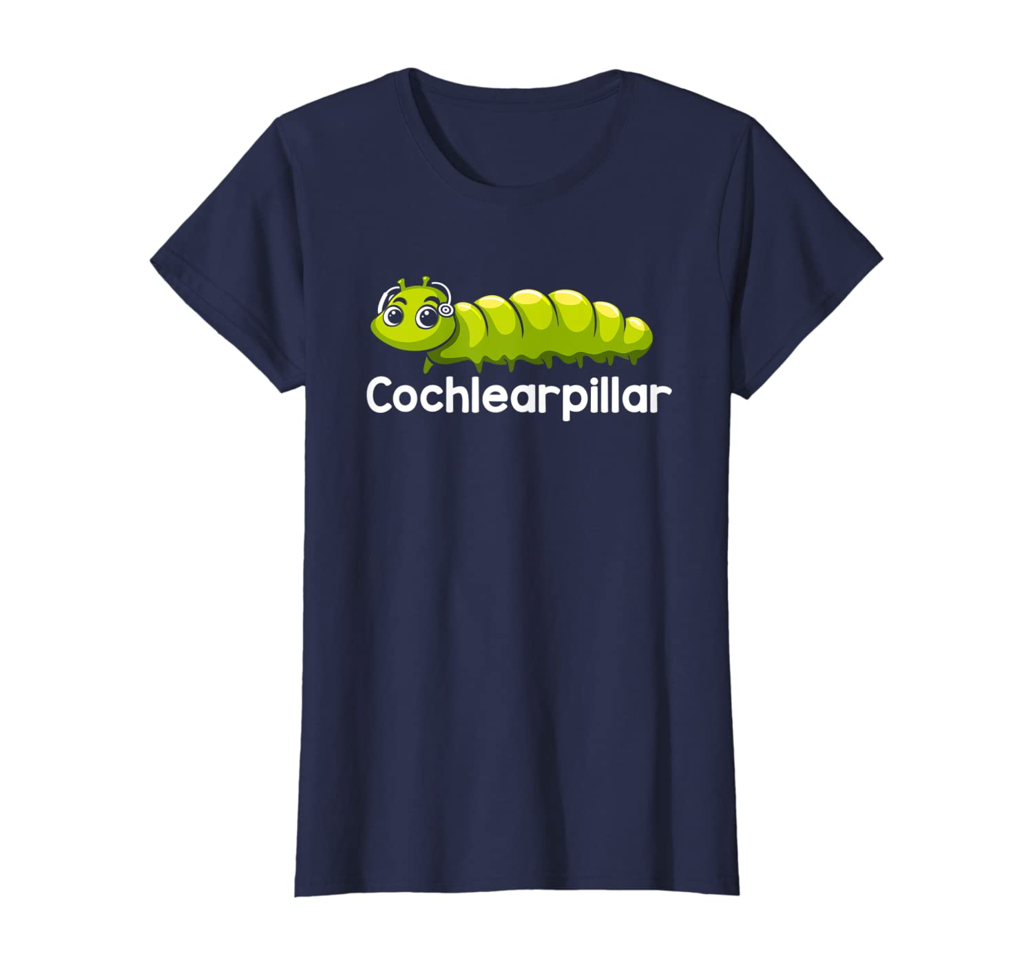 Cochlearpillar Tee Cochlear Implant Awareness T-Shirt