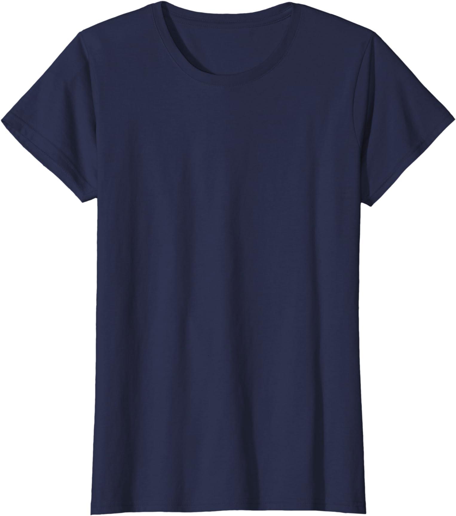Machine washable Crazy Shark Lady Standard Unisex Standard Unisex T-shirt