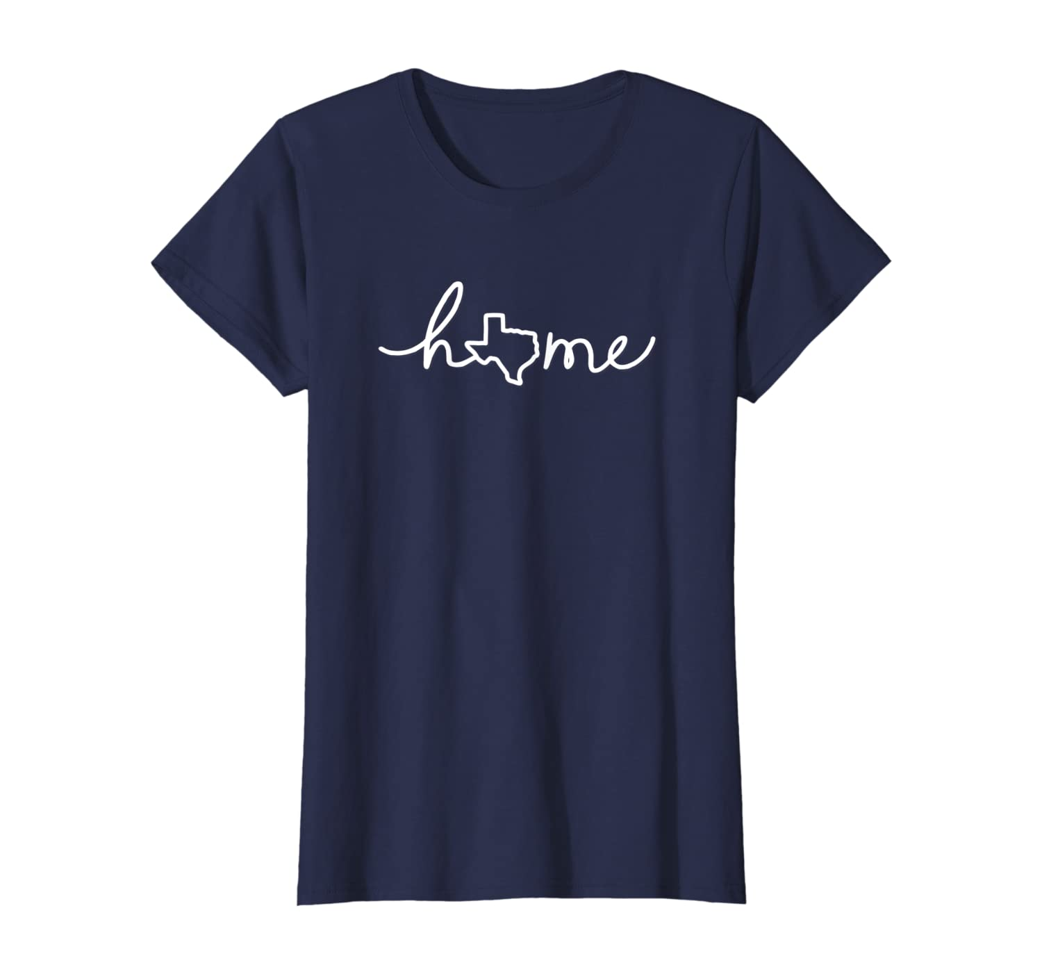Texas Home Women's and Kids T-Shirt