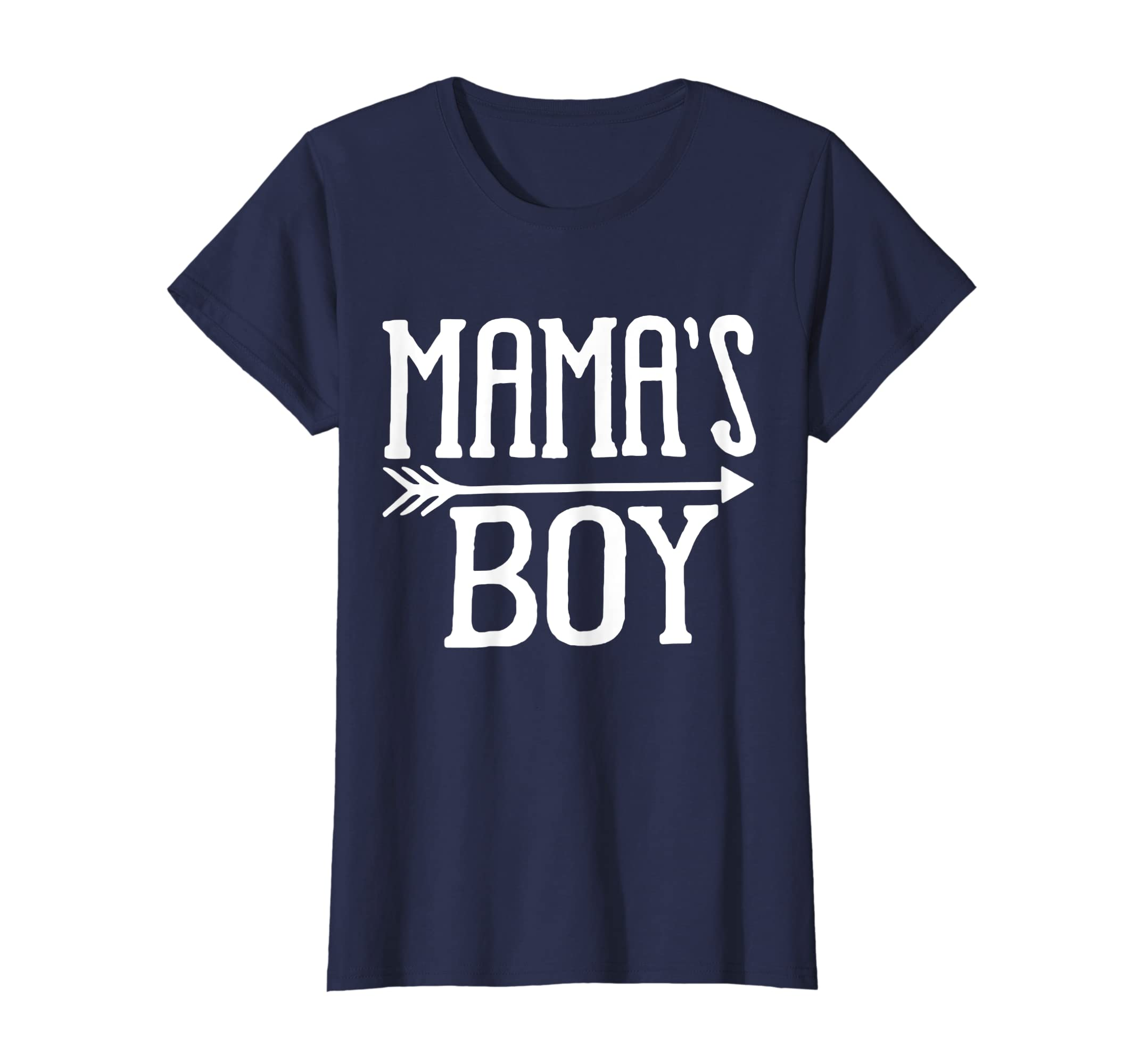 fda0c4148 Amazon.com: MAMA'S BOY T-SHIRT: Clothing