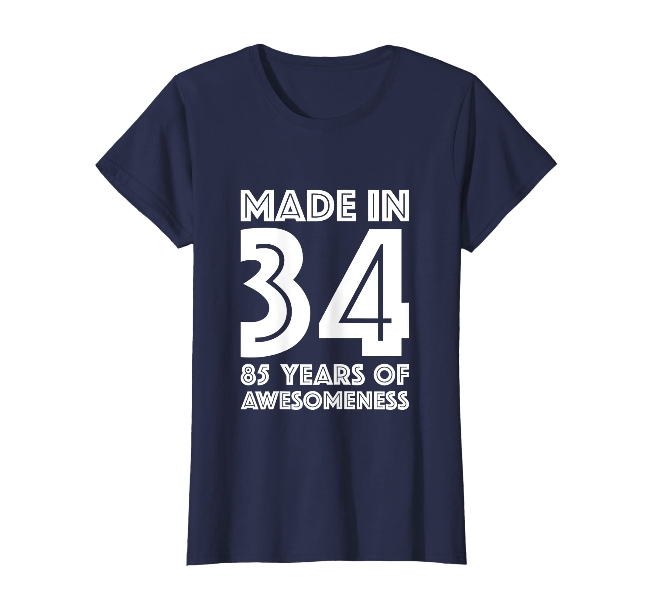 Amazon 85th Birthday Shirt For Grandpa Men Gift 85 Year Old Dad Clothing