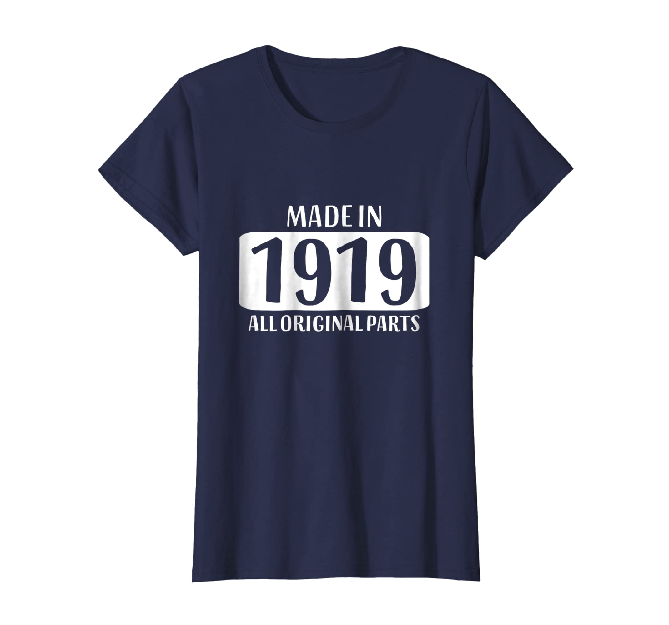 Amazon 100th Birthday Shirt Gift Age 100 Men Women Grandpa Grandma Clothing