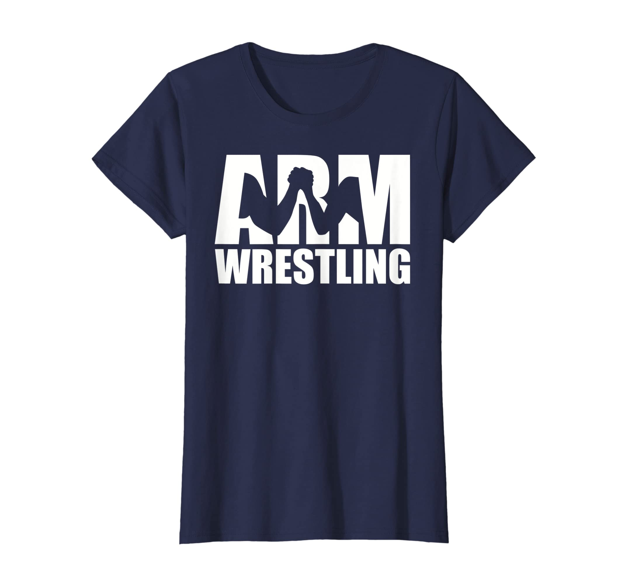 4681e353c Amazon.com: Arm wrestling T-Shirt: Clothing
