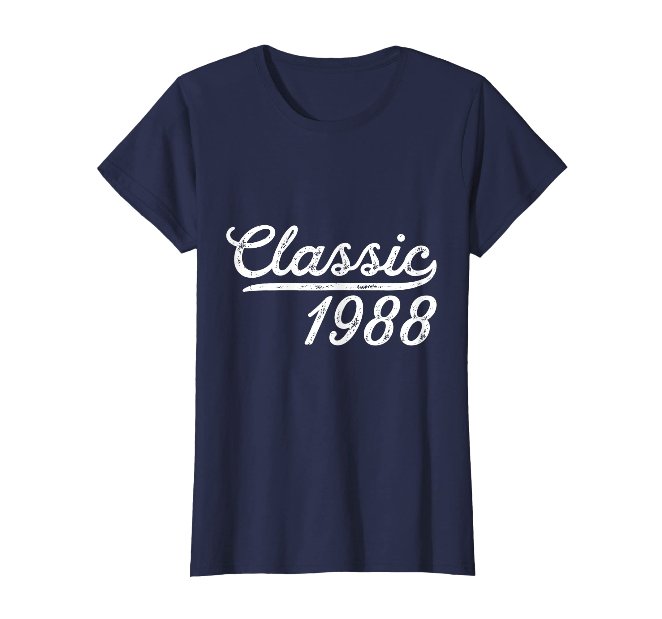 Amazon Classic 1988 30th Birthday Idea Gift Shirt For Him Or Her Clothing