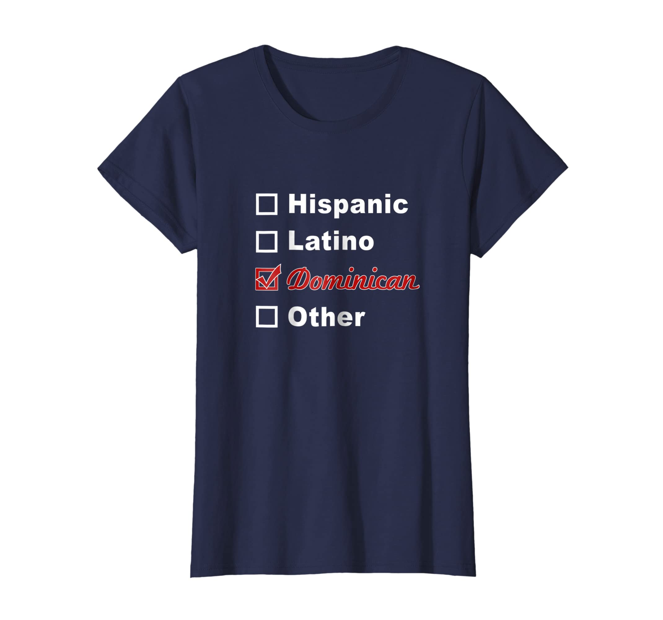 Dominican Hispanic Latino Other Dominicano Pride T Shirt-Awarplus