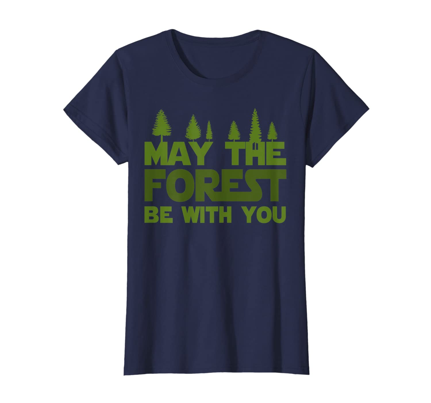 Funny Hiking Forest T Shirt – Happy Earth Day T Shirt-Loveshirt