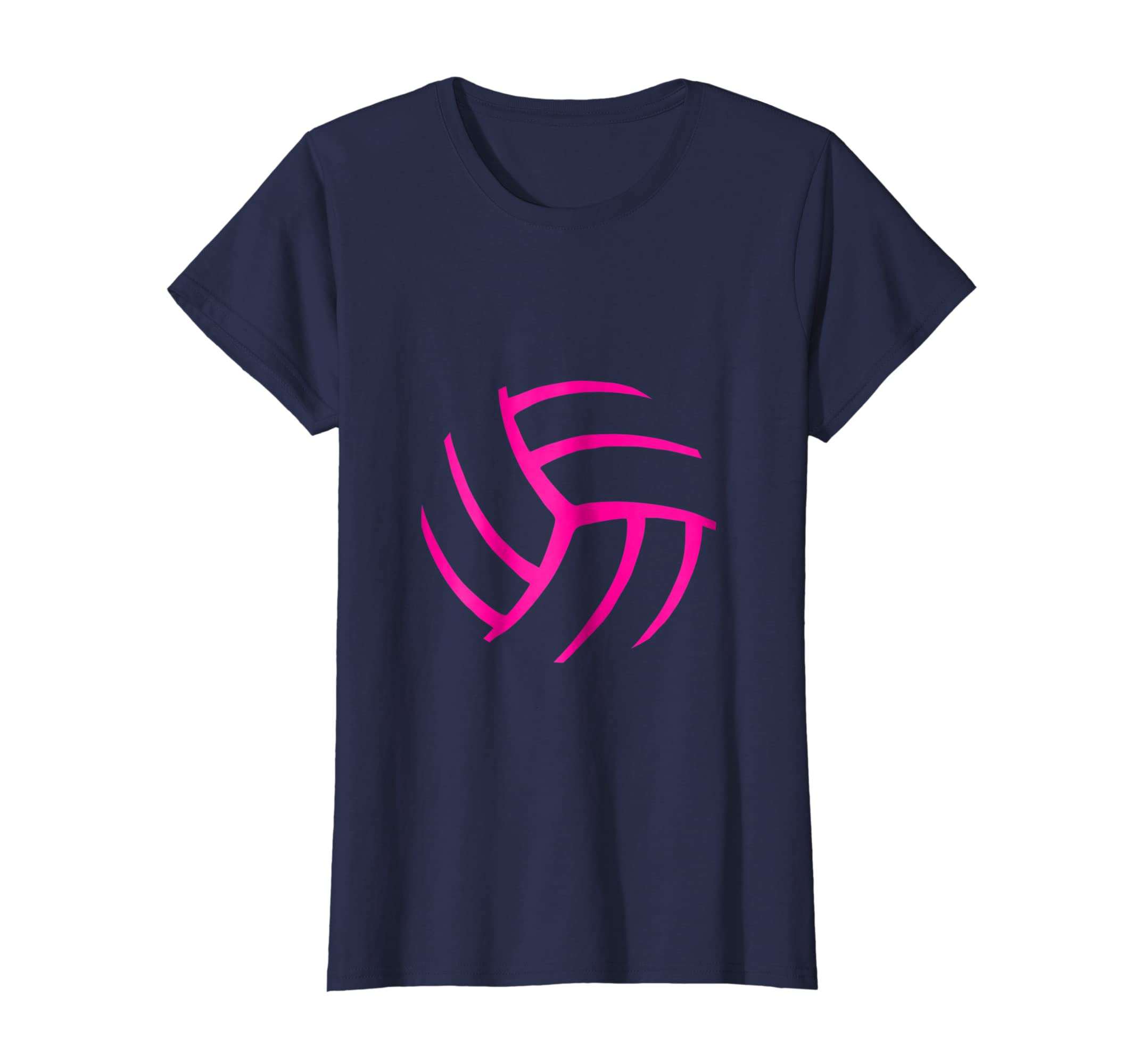 Amazon Women Volleyball Apparel Graphic Design T Shirt For