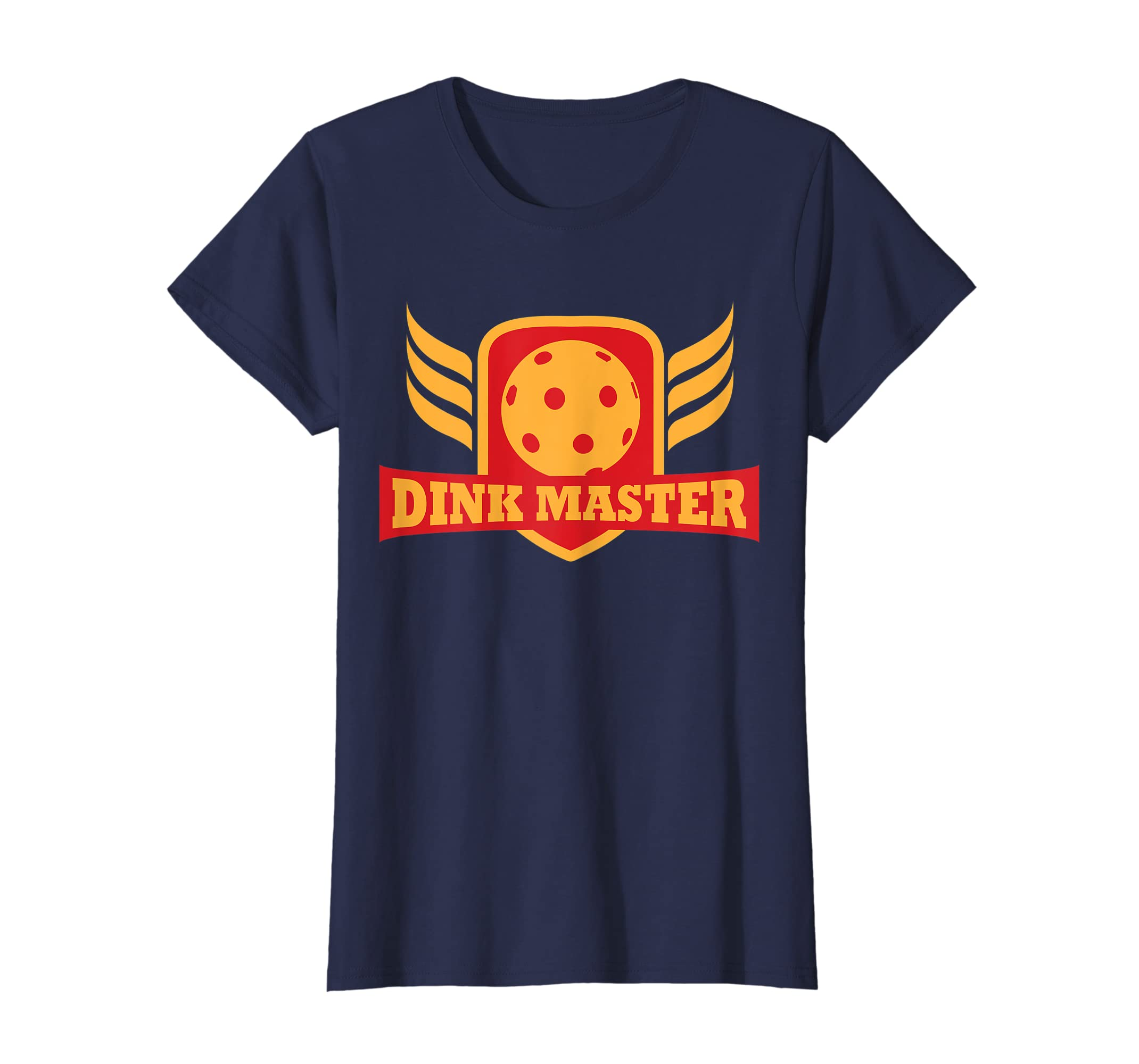 ccf1a528 Amazon.com: Dink Master Pickleball T-Shirt - Pickle Ball Tee: Clothing