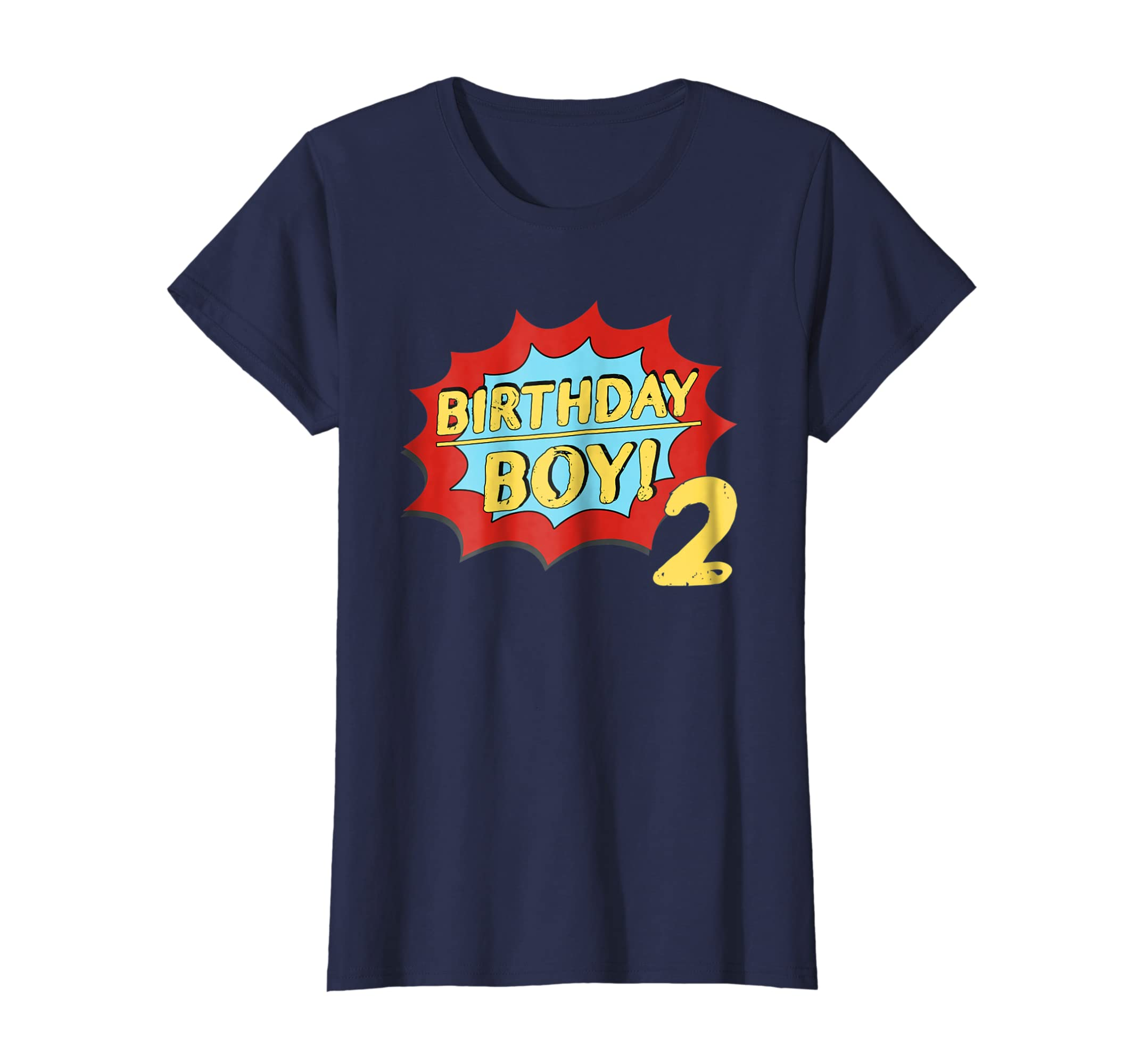 Amazon Kids 2 Birthday Boy Shirt Fun Years Old 2nd Gifts Clothing