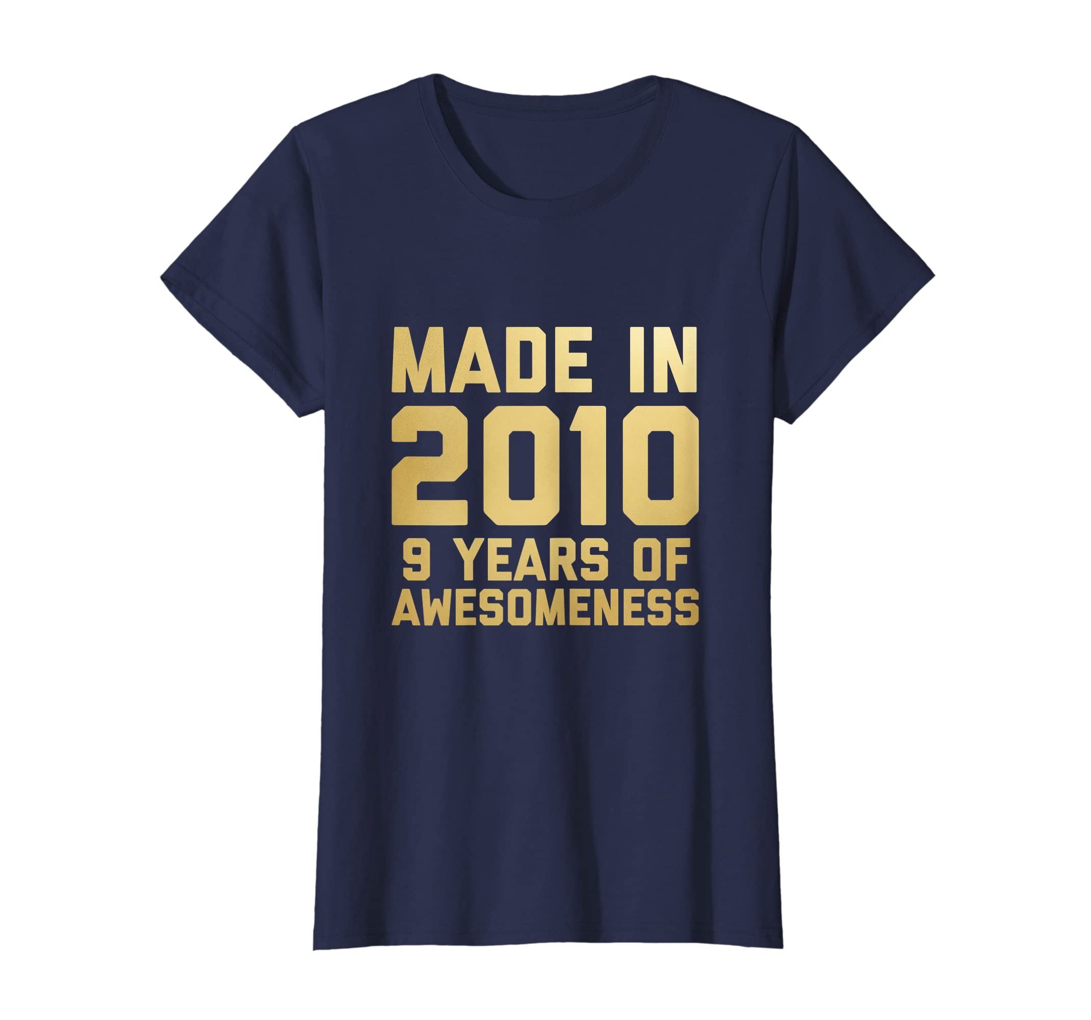 Amazon 9th Birthday Shirt Boys Age Nine Gift 9 Year Old Son Nephew Clothing