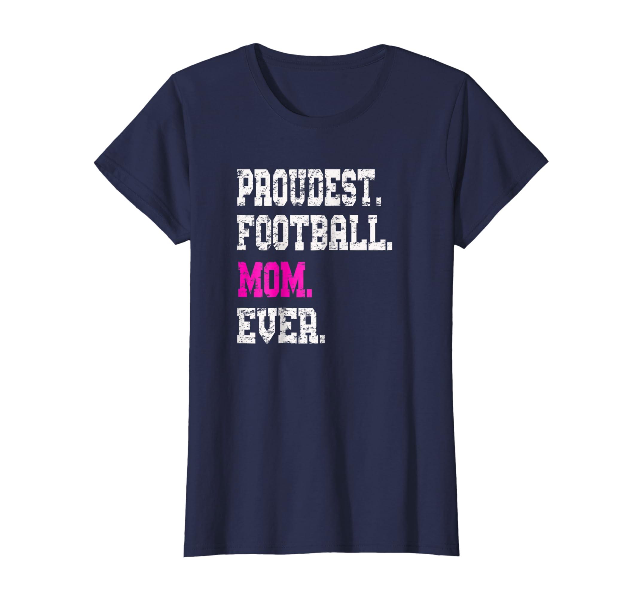 c030365f6d8a Amazon.com  Football Mom Shirt