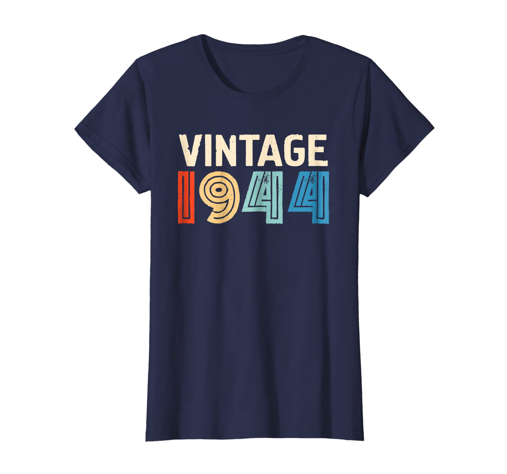 Amazon Vintage 1944 T Shirt 75th Birthday Gift For Men Women Clothing