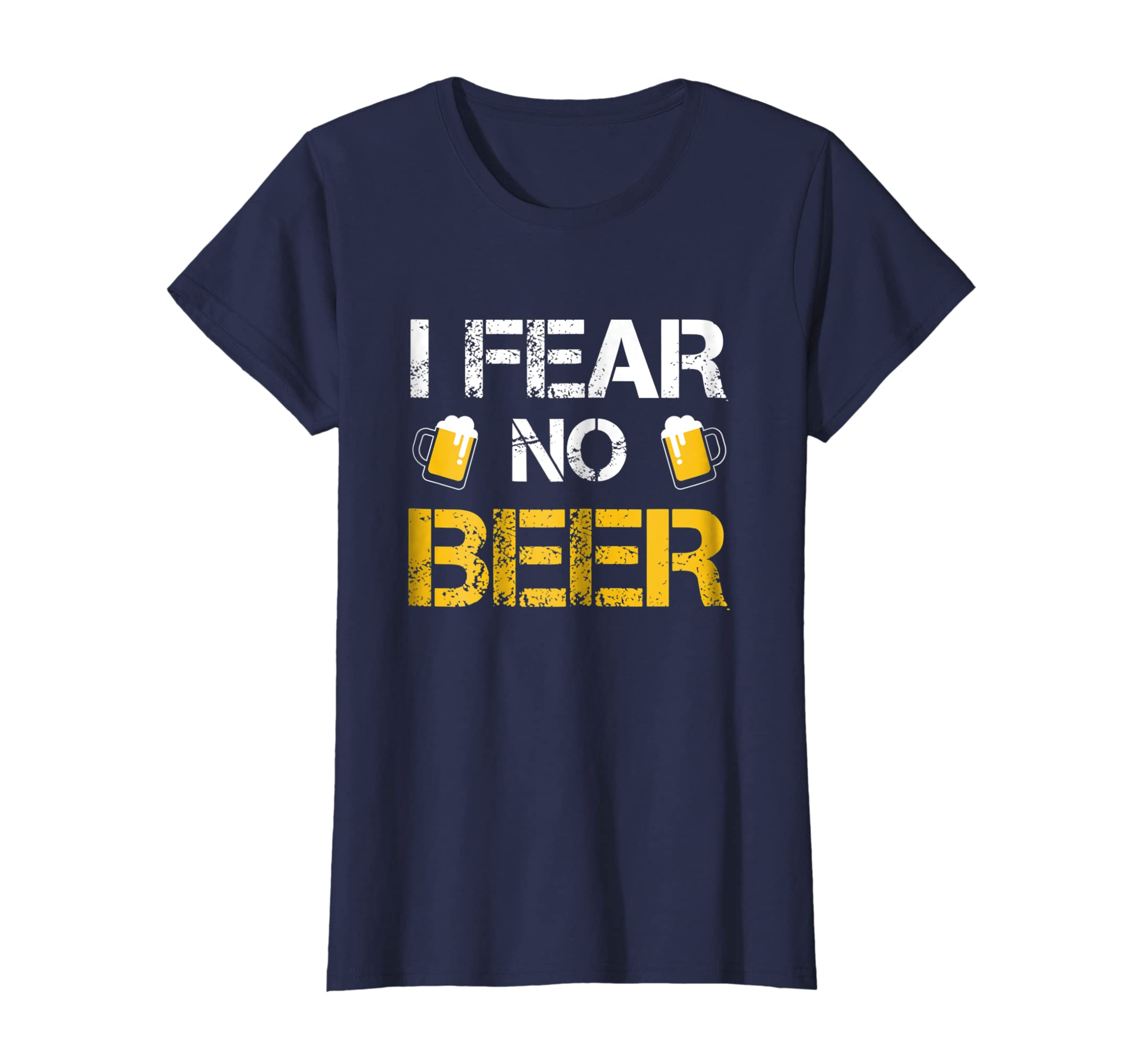 Amazoncom I Fear No Beer T Shirts Gifts For Beer