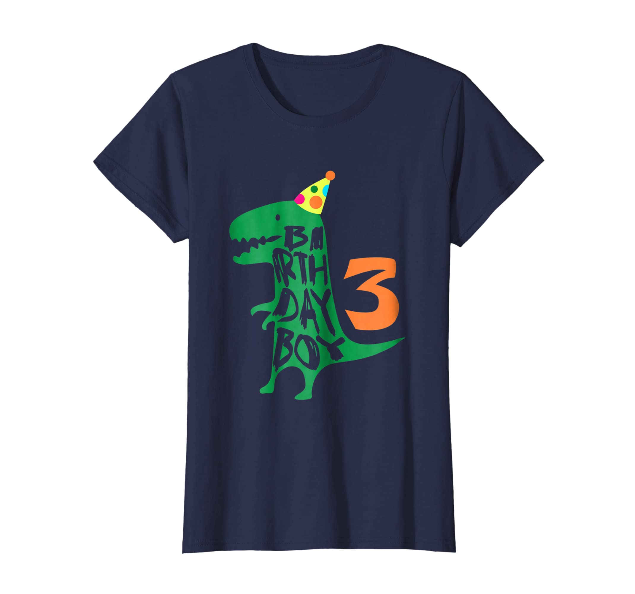 Birthday Boy 3 T Shirt