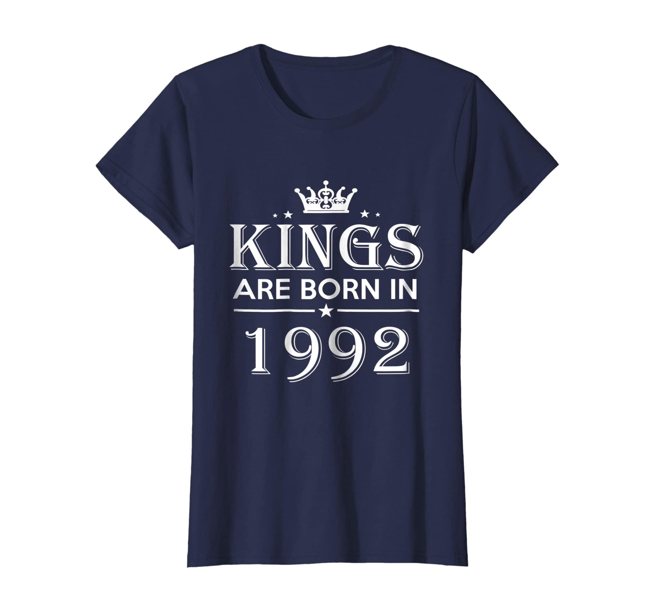 Amazon 25th Birthday Gifts Idea For Him Men 25 Years Old King Shirt Clothing