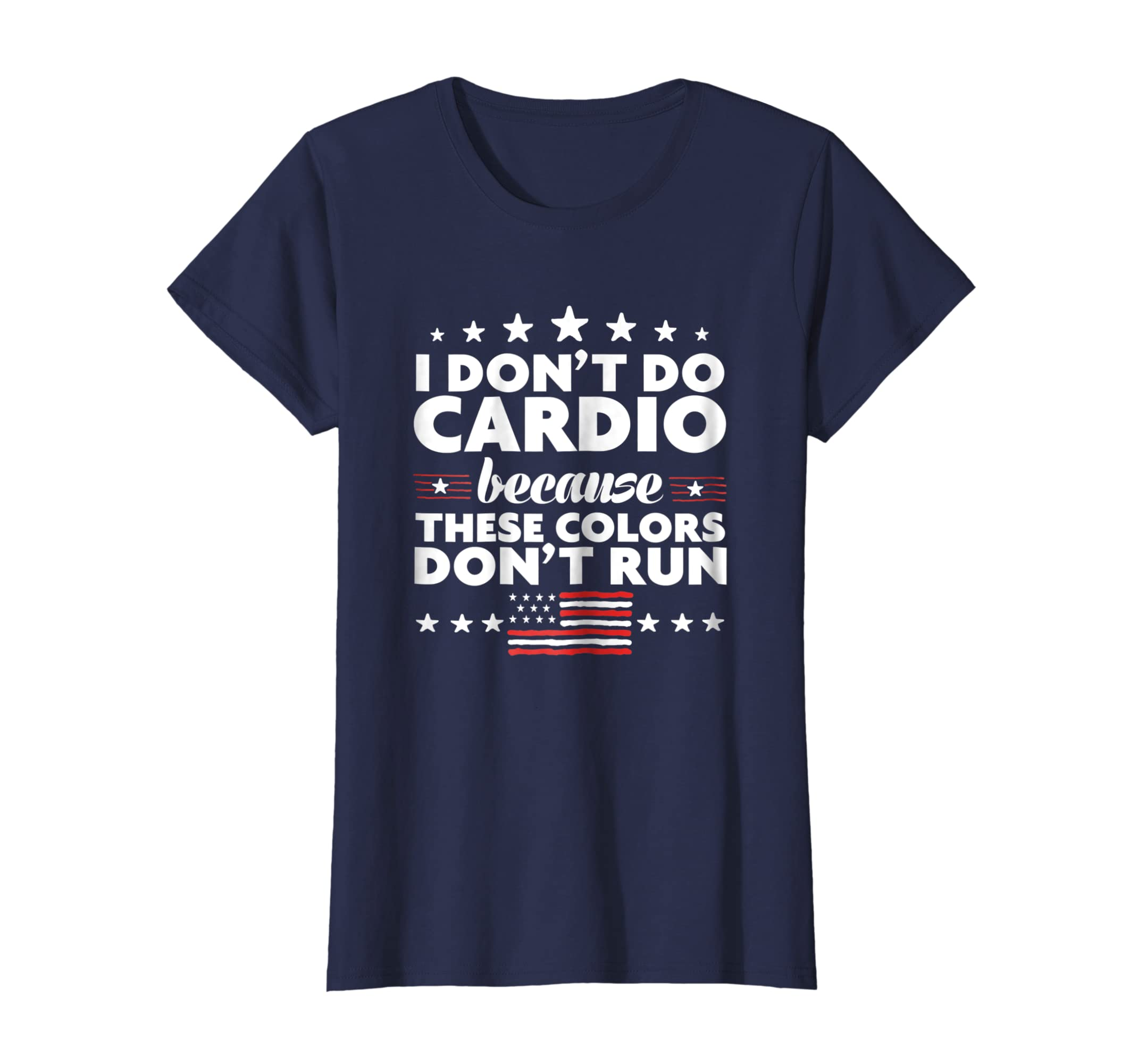 d87003579 Amazon.com: Funny 4th of July Shirts-I Don't Do Cardio for Men or Women:  Clothing